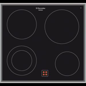 ELECTROLUX GK56PCN Glaskeramik-Kochfeld 949596662