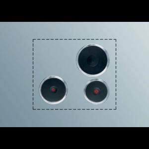 ELECTROLUX PS+B303 Kochplatten Set