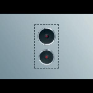 ELECTROLUX PSB200/202 Kochplatten Set