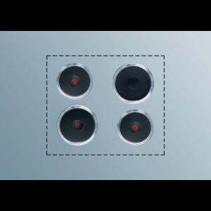 ELECTROLUX PS+B412 Kochplatten Set