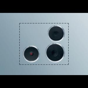 ELECTROLUX PS32 Kochplatten Set