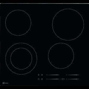 ELECTROLUX GK56TSO Glaskeramik-Kochfeld 949596886